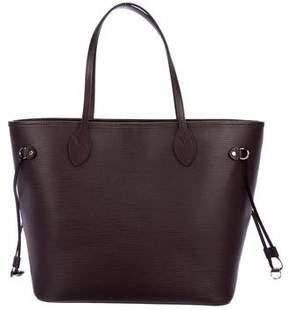 Louis Vuitton Epi Neverfull MM w/ Pouch