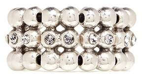 Philippe Audibert 'Meryl' Swarovski crystal bead elastic ring