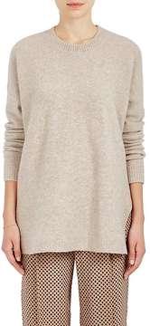 Derek Lam 10 Crosby Women's Cutout Side Brushed Merino Wool-Blend Sweater
