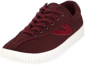 Tretorn Knit Low-Top Jersey Sneaker