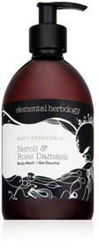 Elemental Herbology Neroli and Rose Body Wash