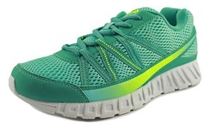 Fila Flicker Youth Ew Round Toe Synthetic Blue Running Shoe.