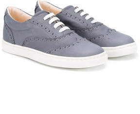 Pépé brogue detail sneakers