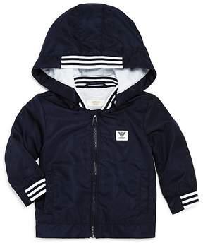 Armani Junior Boys' Hooded Jacket - Baby