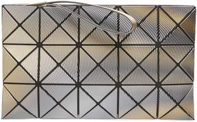 Bao Bao Issey Miyake Phase Faux Leather Wristlet