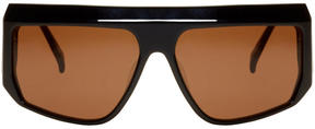 Balmain Black and Gold Limited Edition Sunglasses