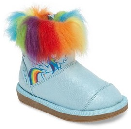 Stride Rite Toddler Girl's My Little Pony Rainbow Dash Boot
