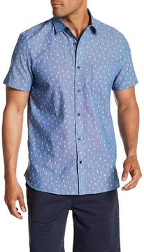 Sovereign Code Land Regular Fit Printed Shirt