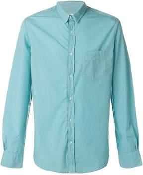 Officine Generale front button shirt