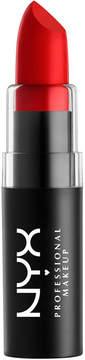 NYX Matte Lipstick - Perfect Red