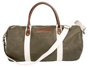 Cathy's Concepts Monogram Duffel Bag - Green