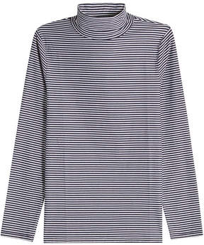A.P.C. Cyril Striped Cotton Top