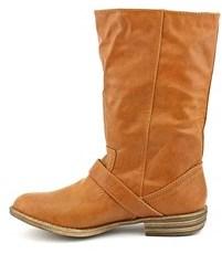 American Rag Womens Kandic 3 Tan Closed Toe Mid-calf Fashion Boots.