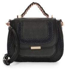Sophia Webster Eloise Leather Whip-stitch Shoulder Bag