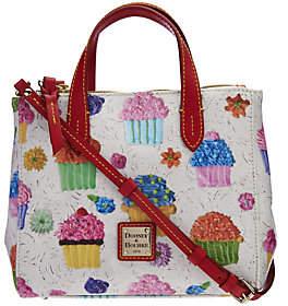 Dooney & Bourke Kiki Satchel Handbag - ONE COLOR - STYLE