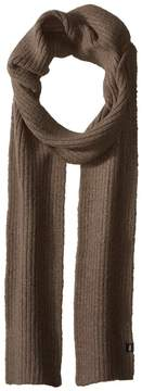 Echo Stretch Fleece Muffler Scarves