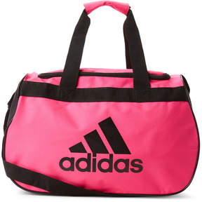 adidas Pink & Black Diablo Small Duffel Bag