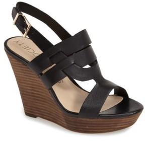 Sole Society Women's 'Jenny' Slingback Wedge Sandal