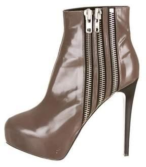Ruthie Davis Platform Ankle Boots