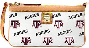 Dooney & Bourke NCAA Texas A&M University SlimWristlet - ONE COLOR - STYLE