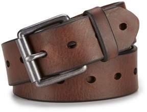 Daniel Cremieux Lennon Leather Belt