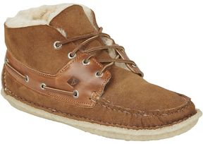 Sperry X Quoddy Shearling Chukka