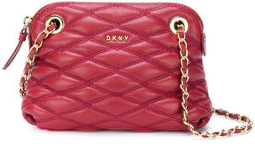 Donna Karan quilted chain shoulder bag