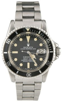 Rolex Submariner 1680 Oyster Perpetual Stainless Steel Mens Watch Year: 1978-79