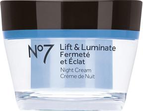 No7 Lift & Luminate Night Cream