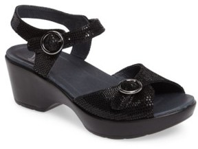 Dansko Women's June Platform Sandal