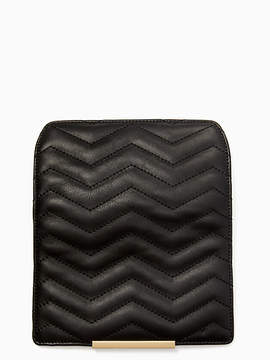 Kate Spade Make it mine reese park quilted flap