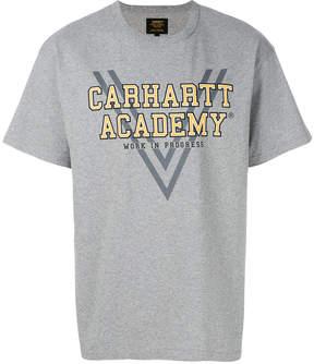 Carhartt Academy print T-shirt