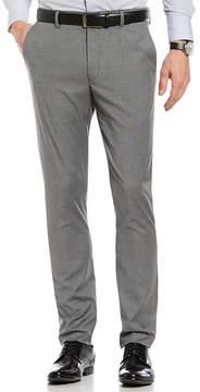 Murano Evan Flat-Front Check Pants