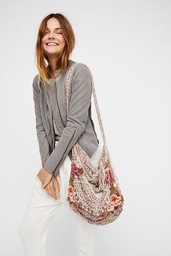 Velvet Bloom Tote by Johnny Was at Free People
