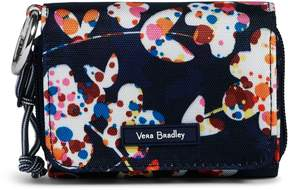 Vera Bradley Lighten Up RFID Card Case - WATER GEO - STYLE