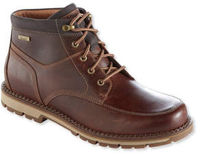 L.L. Bean Men's Rockport Centry Panel Toe Boots