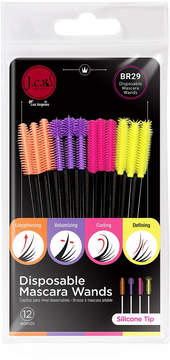 J.Cat Beauty Disposable Silicone Mascara Wand