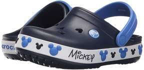 Crocs Crocband Mickey IV Clog (Toddler/Little Kid)