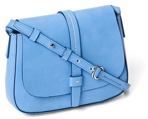 Crossbody saddle bag