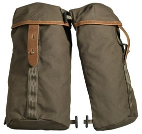 Fjallraven 'Stubben' Side Attachment Bags - Green