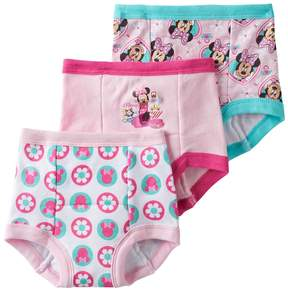 Disney Disney's Minnie Mouse Toddler Girl 3-pk. Training Pants