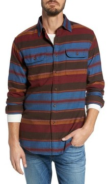 Pendleton Men's Camber Striped Sport Shirt