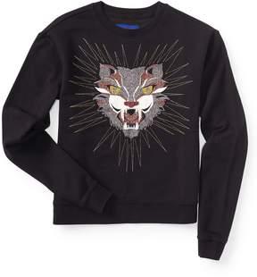 Aeropostale Fabulous Feline Crew Sweatshirt