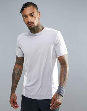 New Look SPORT Cut And Sew T-Shirt In Gray