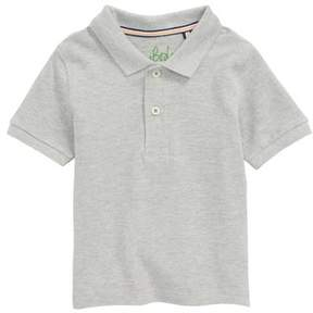 Boden Mini Skull Star Pique Polo