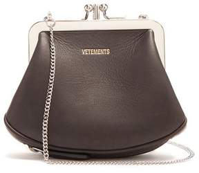 Vetements Granny Small Bag - Womens - Grey