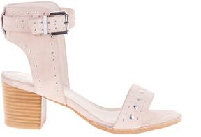 Sole Society Porter Heel Ankle Strap Heel