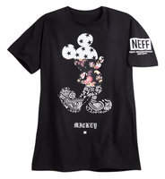 Disney Mickey Mouse Swag Tee for Men by Neff