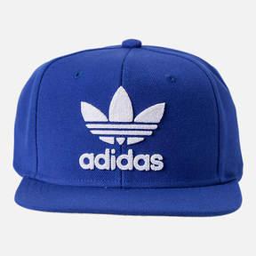 adidas Men's Trefoil Chain Snapback Hat