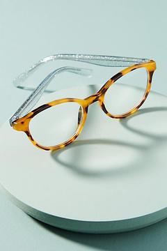 Anthropologie Honopu Tortoise Reading Glasses